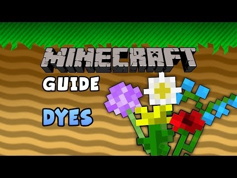 The Minecraft Guide - 04 - Dyes