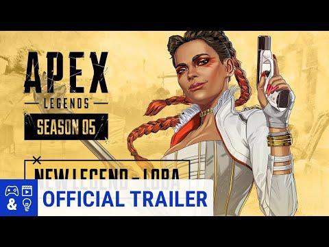 Apex Legends Loba Trailer