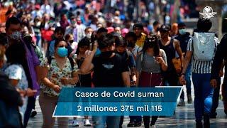 México acumuló, al corte de este 13 de mayo, un total de 219 mil 901 muertes por Covid-19, según informaron autoridades de la Secretaría de Salud