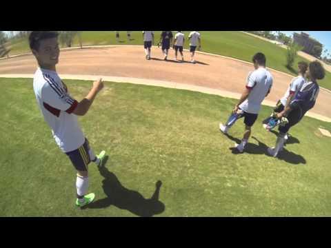 A Footballer's Life (Real Salt Lake-AZ & Grande Sports Academy)