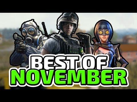 Best of November - ♠ Highlight Video ♠ - Dhalucard