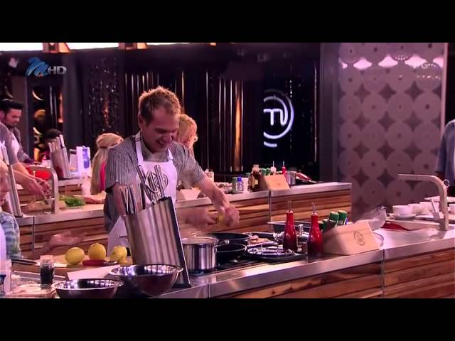 Celebrity Masterchef South Africa - S1 E01