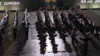 Airborne Taptoe Oosterbeek 2018 - Finale