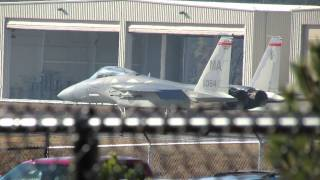 F-15C Eagle   Engine Run-Up and Vertical Climb