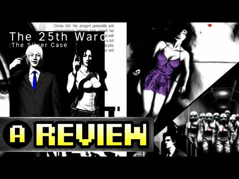 The 25th Ward: The Silver Case (PS4) | Review