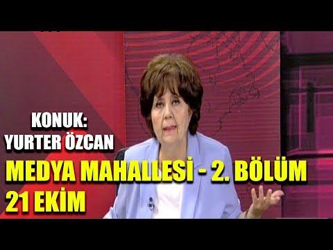 Halkbank Davasında Erdoğan Bilmecesi / Ayşenur Arslan Ile Medya Mahallesi / 2. Bölüm- 21 Ekim