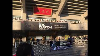Eric Clapton,Wanna make love to you,Japan,April 13 2019,Audio only