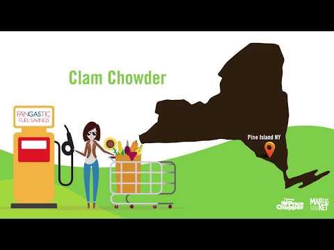 Classic Clam Chowder