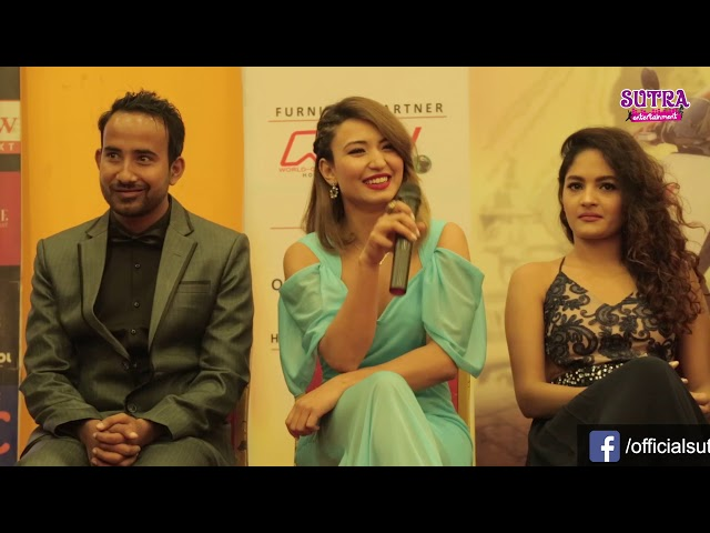 The Cartoonz Crew कि आश्माले सरोजलाई छोडी किन रोजिन अर्कै - U & I series - Aashma Bishwakrma & team
