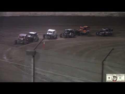 From Ventura Raceway Dwarf Car Main Event