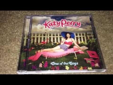 Unboxing Katy Perry - One of the Boys