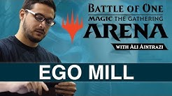 MTG Arena: Ego Mill with Ali Aintrazi [Bo1 Format]