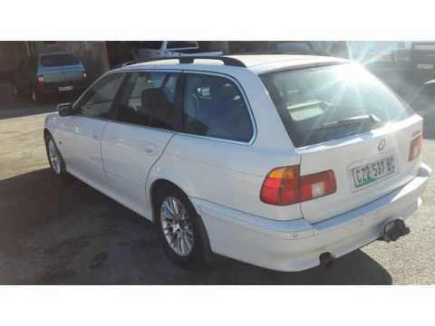 2002 bmw 5 series 525i station wagon auto for sale on auto trader south africa youtube. Black Bedroom Furniture Sets. Home Design Ideas