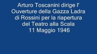 Toscanini dirige l