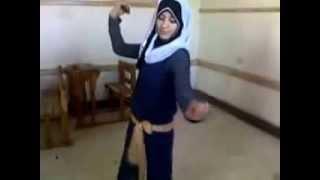 رقص طلبة مدارس
