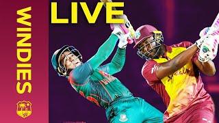 🔴LIVE Windies v Bangladesh | T20 CLASSIC | 2018 1st T20