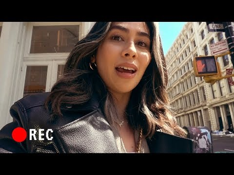 Vlogging a Busy Week + How To Get a Job at Vogue! | NYC Vlog