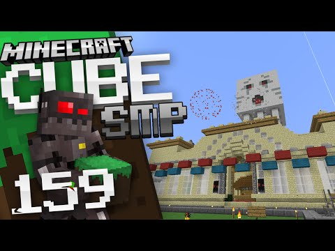 Minecraft Cube SMP S1 Episode 159: Grand Opening