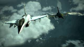 Ace Combat 6 Rafale Mission 1 | Northern Soul RETRO gaming
