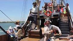 Red Dragon Pirate Cruises in Port Aransas , Texas