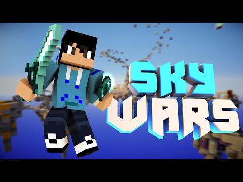 jugando en cubecraft | Minecraft | Lucky Island, Los Juegos Del Hambre y Sky Wars | Blore9700