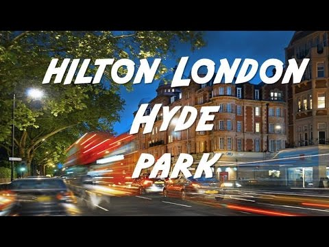 Let's See Whats On, Hilton London Hyde Park, United Kingdom.