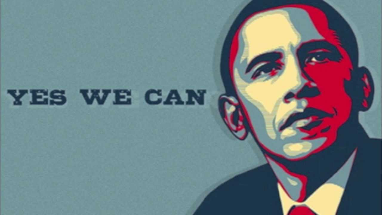 "the rhetoric of yes we can essay 7 th and 8 th grade ""yes we can"" essays ( click here to read directions and view more essays) in president-elect obama's ""yes we can speech"" there was one paragraph that says, ""this is our."