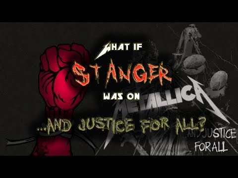 What if St-Anger was on ...And Justice For All?