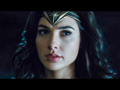 WONDER WOMAN Final Trailer 'Rise of the Warrior' (2017)