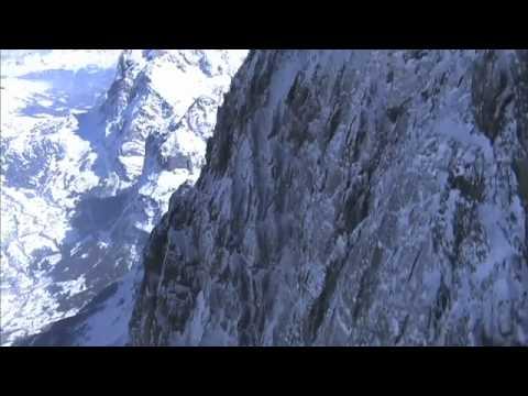 Ueli Steck - Cara Norte del Eiger en Velocidad