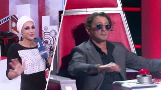 Интервью после Слепого прослушивания  ✔Оливия Краш  ♫♫   шоу ГОЛОС 4 04.09.2015