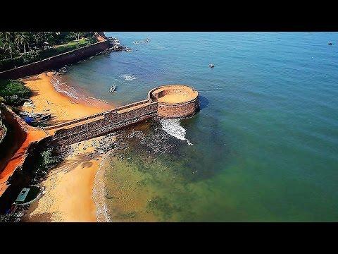 Sinquerim Beach - Goa, India