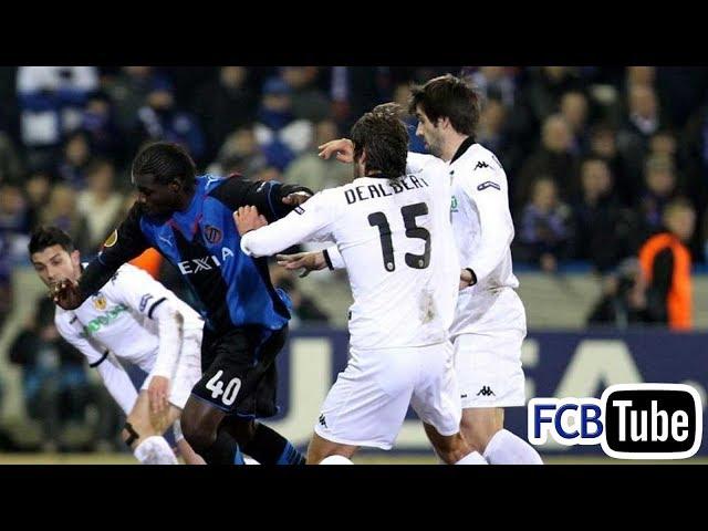 2009-2010 - Europa League - 11. 16de Finale - Club Brugge - Valencia CF 1-0