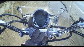 Bajaj Avanger 220 ABS First Ride With Action Camera