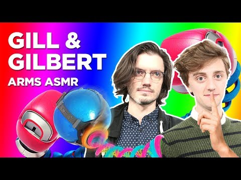 Playing ARMS and Doing ASMR — Gill and Gilbert, Episode 8