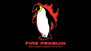 FIRE PENGUIN T-Shirt Launch - Extended Cut