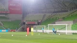 TOTTENHAM HOTSPUR Goalkeeper Drills.