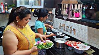 ನೆಂಟರಿಗೆ ಮಂಗಳೂರ್ ಸ್ಪೆಷಲ್ ಬ್ರೇಕ್ಫಾಸ್ಟ್   Manglore Special Breakfast For Guest Neerdosa&ChickenGravy21