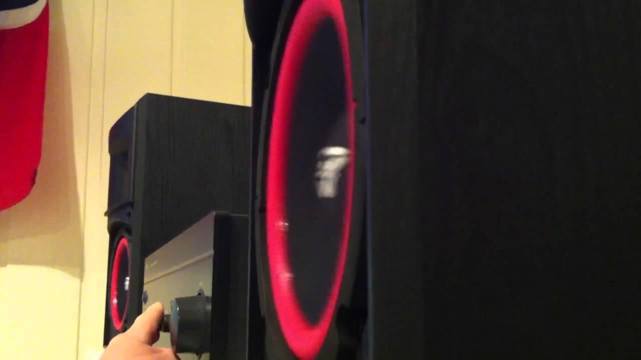 Cerwin-Vega XLS-6 Bookshelf Speaker