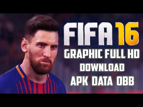 Download & Instal Fifa 16 Ultimate Team | Tutorial Game Android Indonesia
