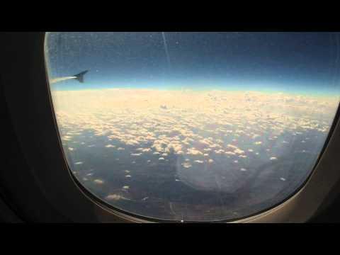 Worlds Fastest Airplane 26000 MPH Flight DEN to BWI HD