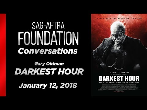 Conversations with Gary Oldman of DARKEST HOUR