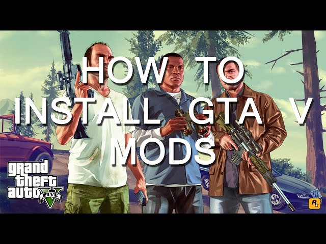 How to install Grand Theft Auto V mods on PC | VentureBeat