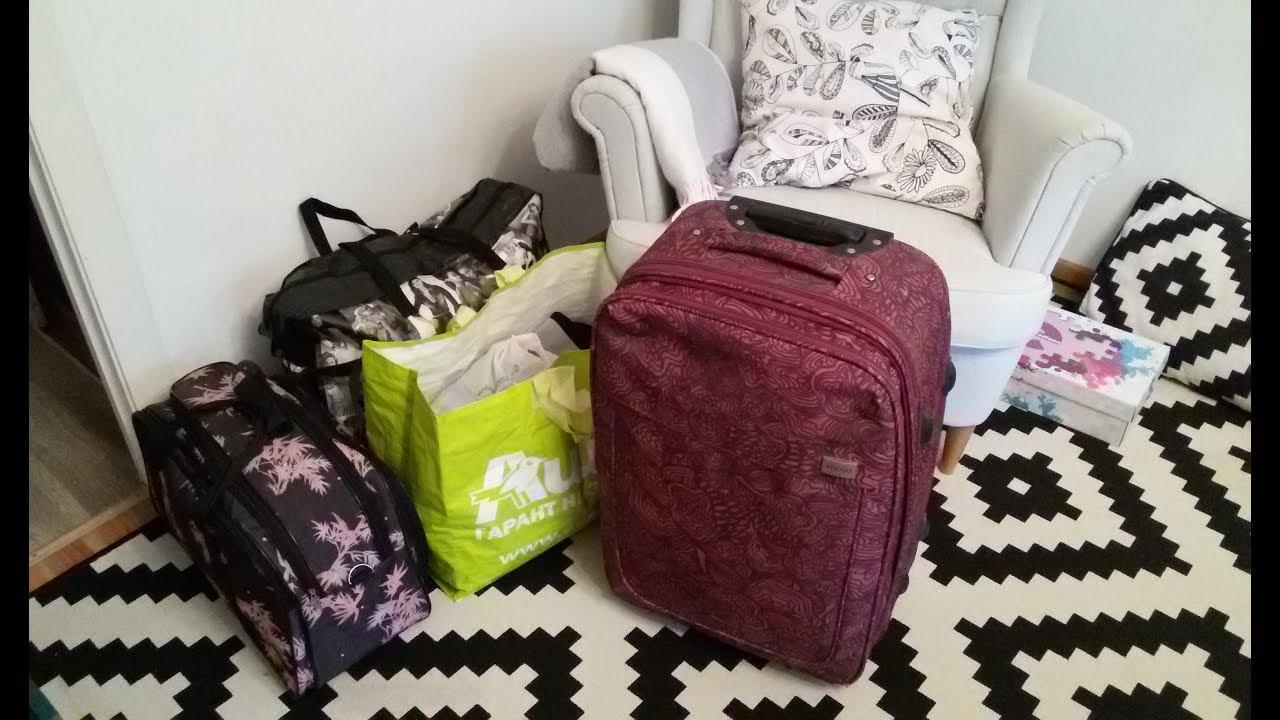 фото собрали чемоданы помните