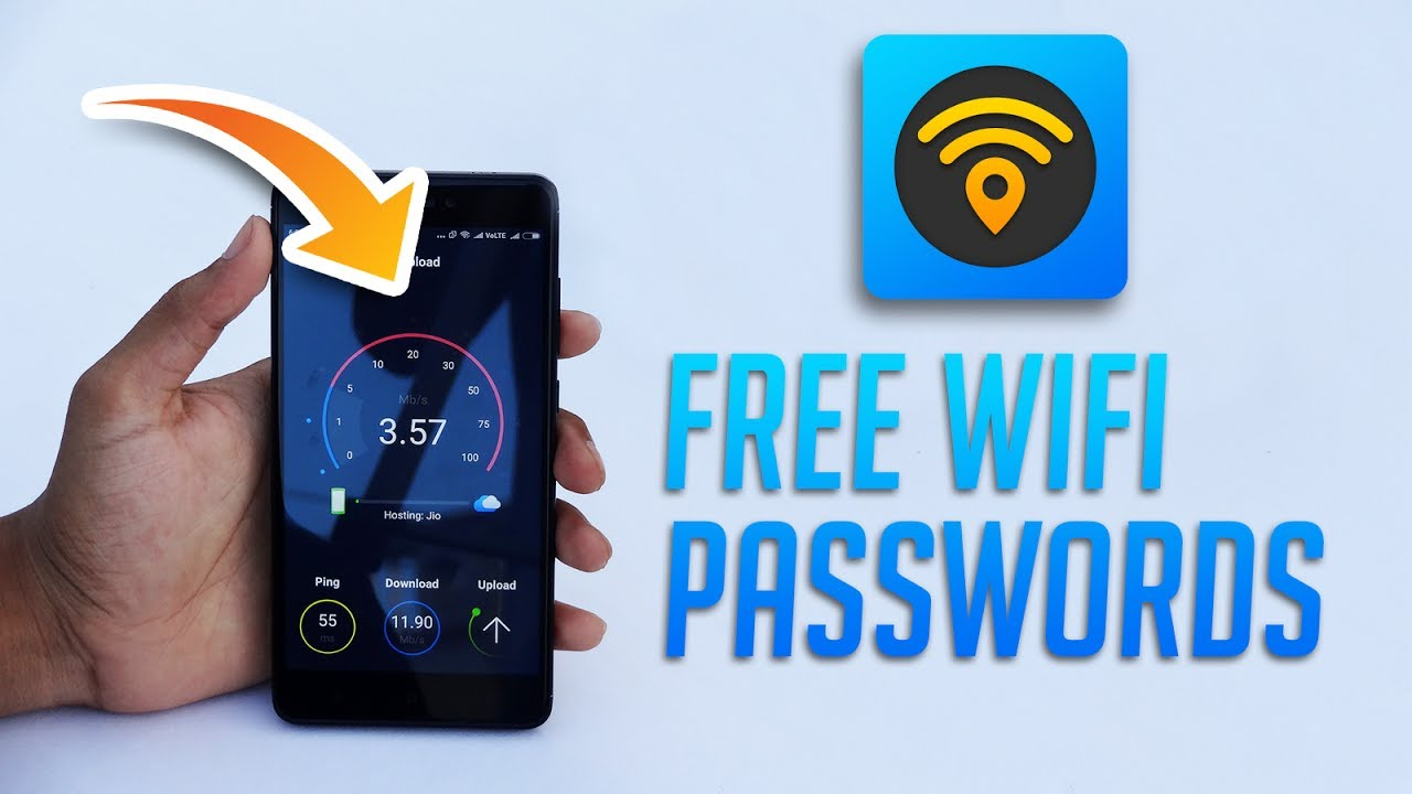 how to get password of wifi