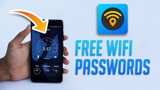 Wifi Map : Get Password of Any WIFI-Hotspot For Free! screenshot 3