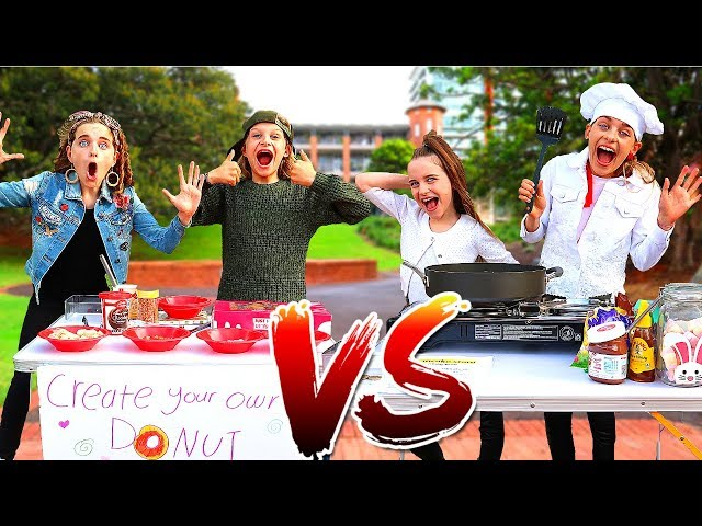 STORE THAT MAKES THE MOST MONEY WINS $1000 | Kids Challenge w/ The Norris Nuts