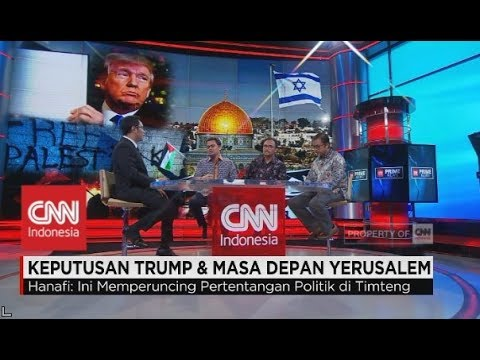 Kebijakan Trump Merusak Perdamaian PalestinaIsrael