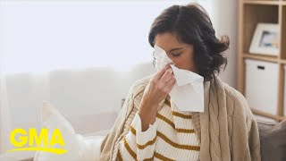 The difference between allergies and COVID-19 | GMA