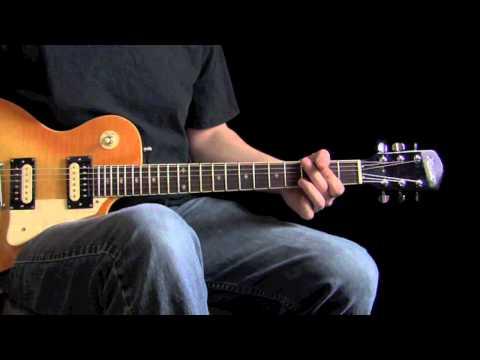 Revelation Song : Electric Guitar Lesson (Jesus Culture)